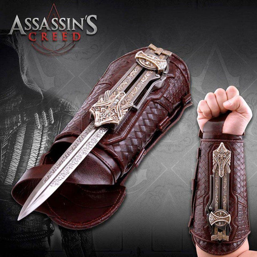 Assassins Creed Replica 1/1 Hidden Blade of Aguilar 30 cm