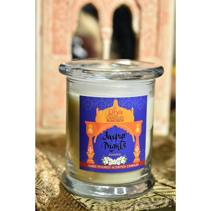 Jaipur Nights - Jasmine Scent (Wax Melts)