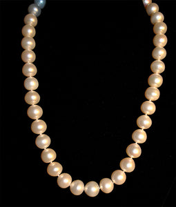 Classic 10-11mm White Pearl Strand