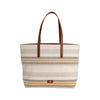Olivia Tote Yellow Stripes