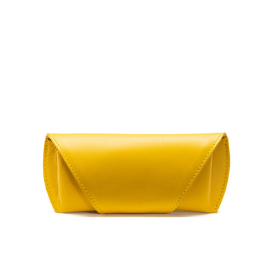 Mustard Glasses Case