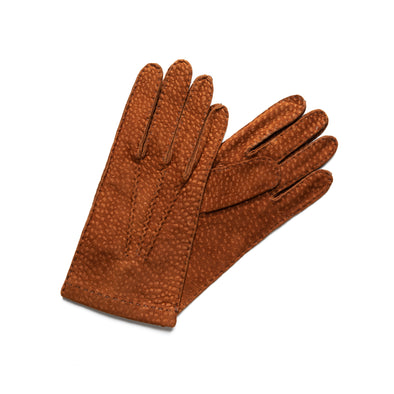 Toasted Capybara Gloves