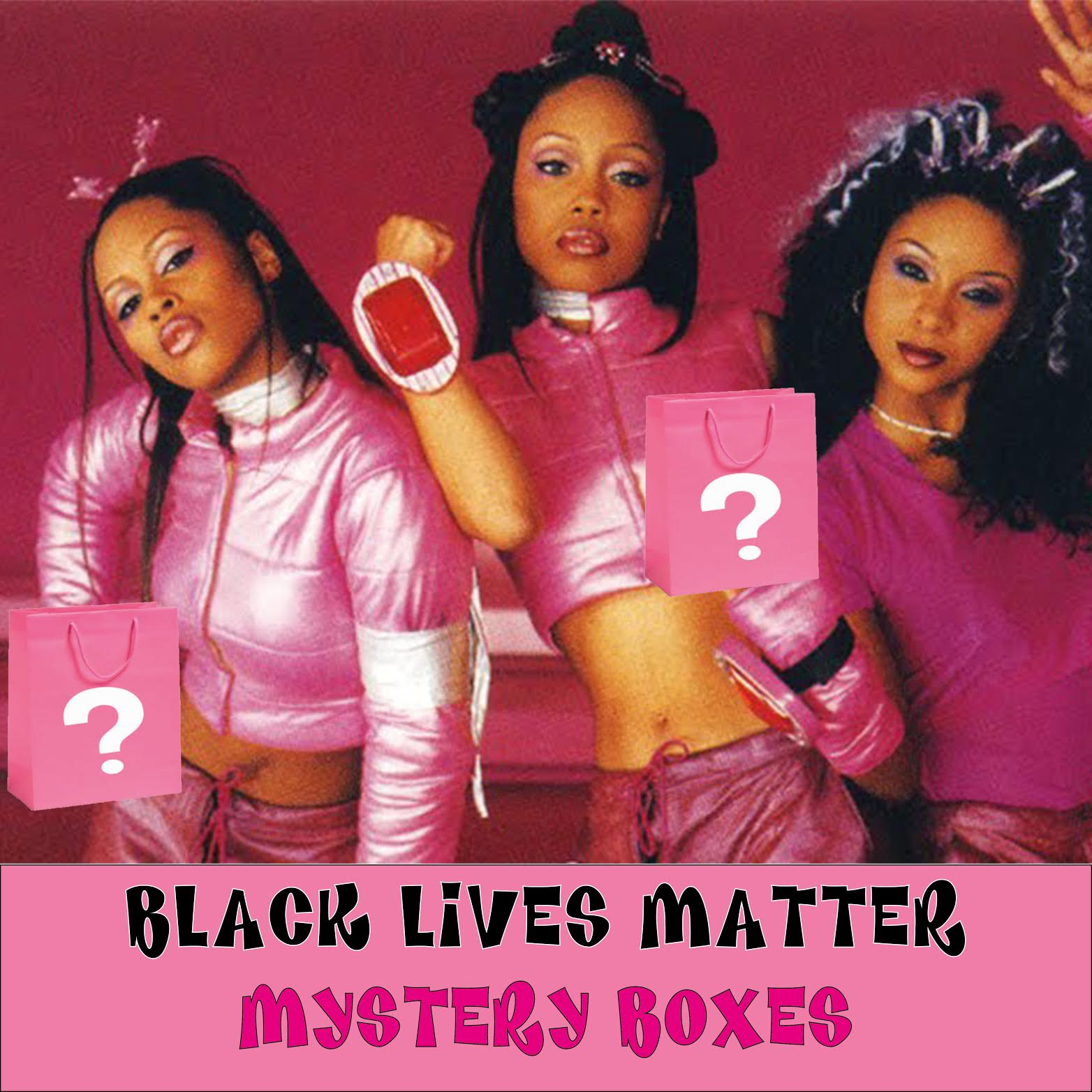 PRE-ORDER Black Lives Matter Mystery Box