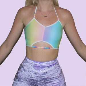 Starburst Rainbow Top