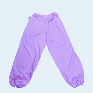 Quarantined Cutie Cozy Pants Only Lilac