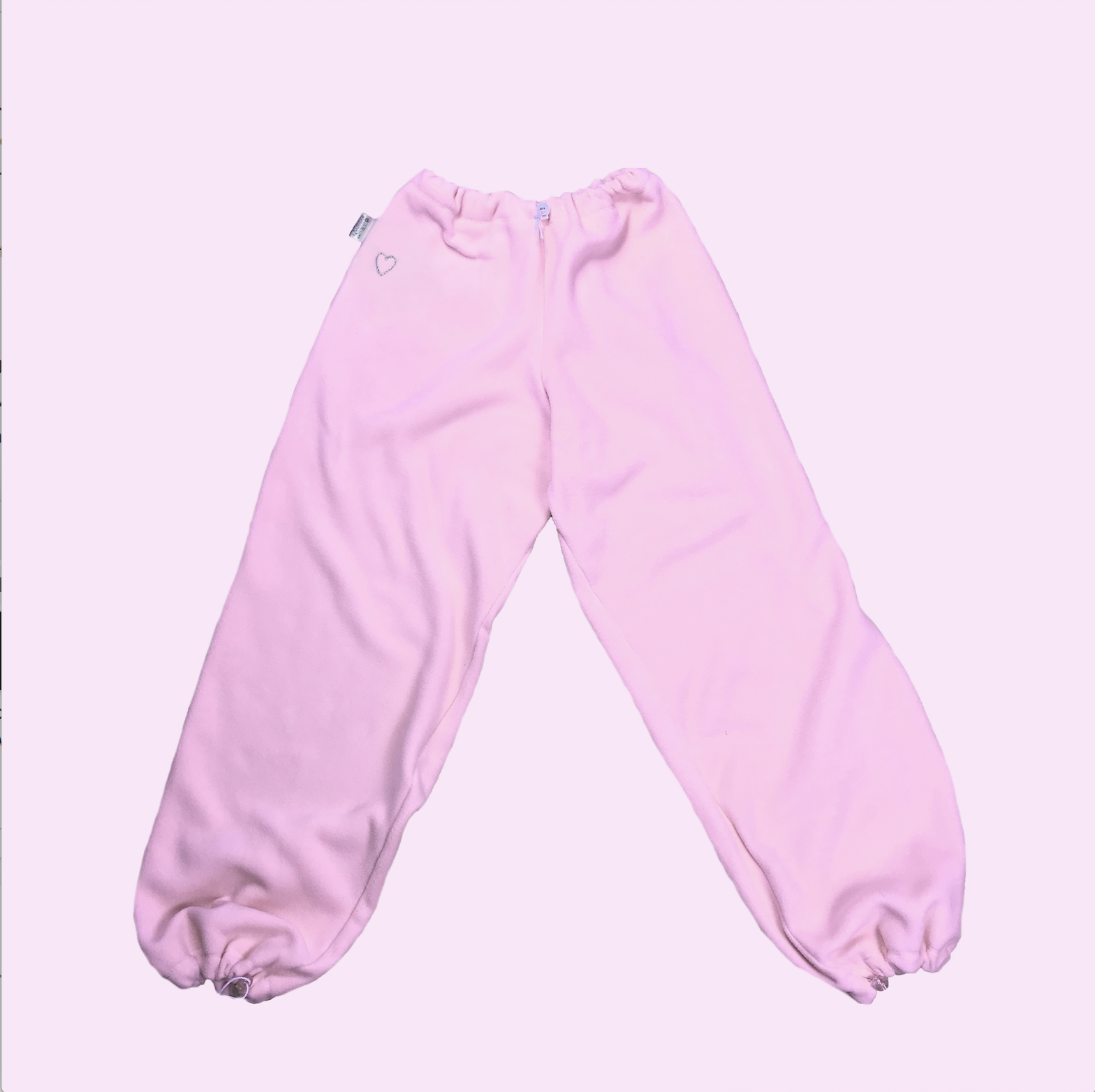 Quarantined Cutie Cozy Pants Only Candy Pink
