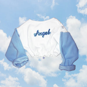 Angel Fleece Cozy Sweater Fits up to M (ideal fit S)