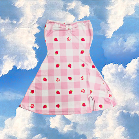 Strawberry Shortcake Dress