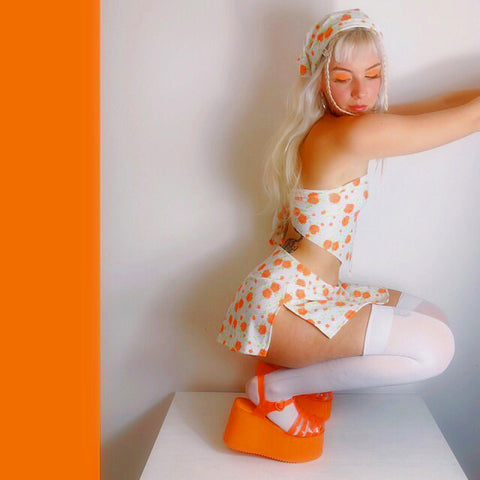 Orange Blossom Set