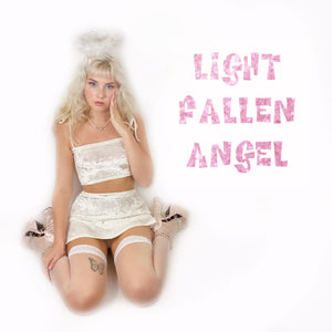 Light Fallen Angel Costume Pack