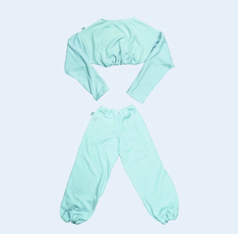 Quarantined Cutie Cozy Set Mint