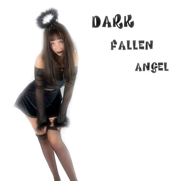 Dark Fallen Angel Halloween Pack