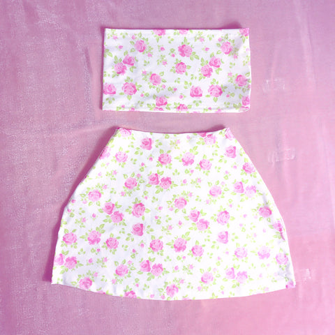 Blooming Pink Garden Set