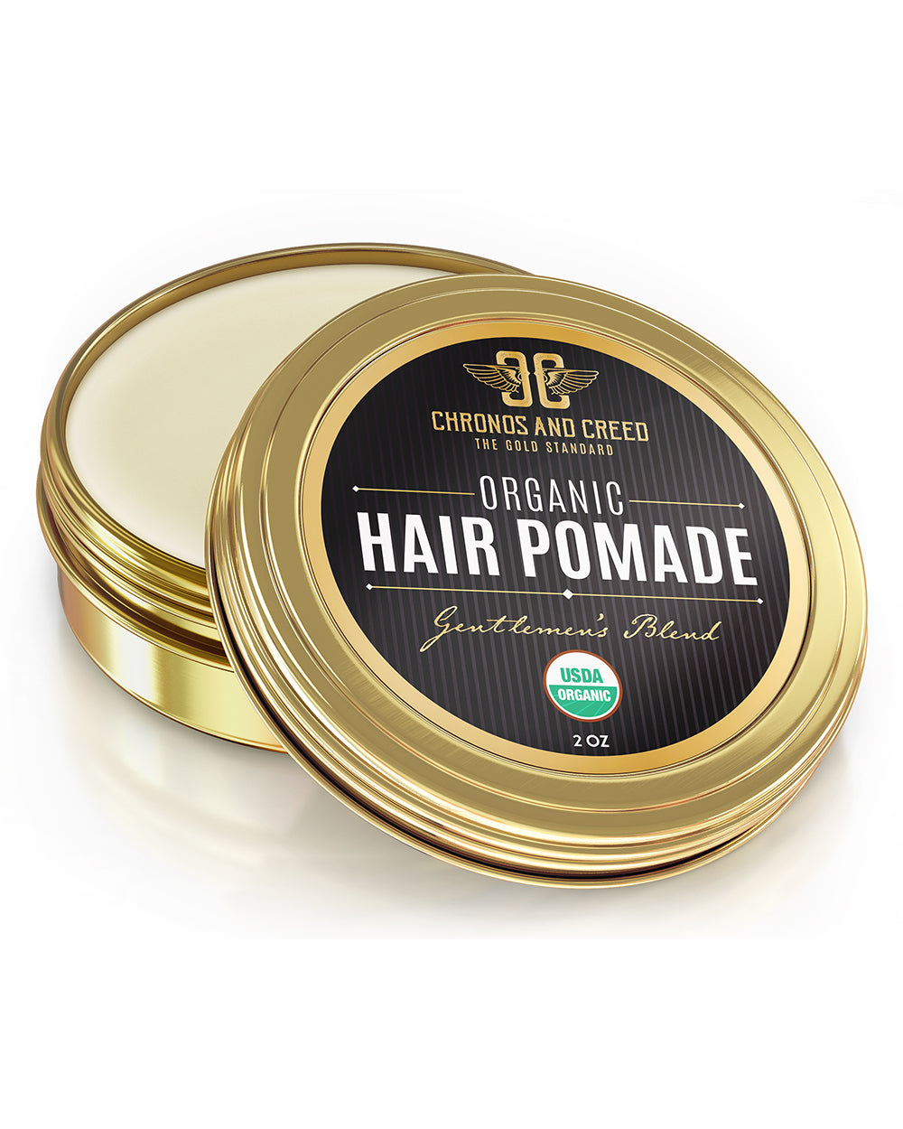 USDA Certified Organic Hair Pomade