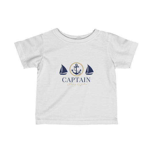 CAPTAIN JACK: Toddler Tee