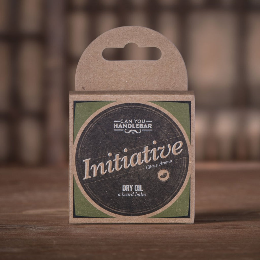 Initiative Beard Balm - Citrusy Blend - Can You Handlebar