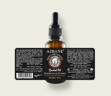 Beard Oil - Cedarwood & Nutmeg