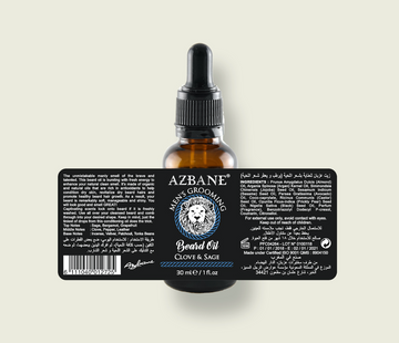 Beard Oil - Clove & Sage