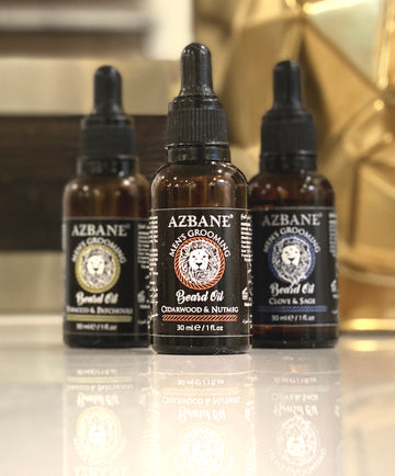 The Great Three Beard Oils