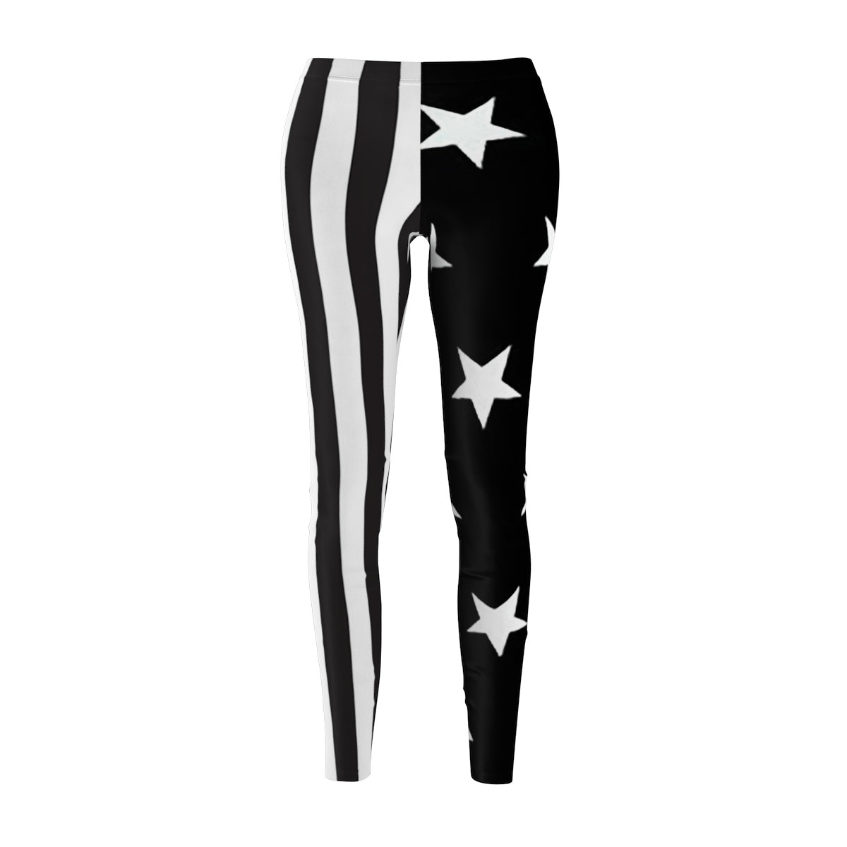 Women's Leggings Stars and Stripes