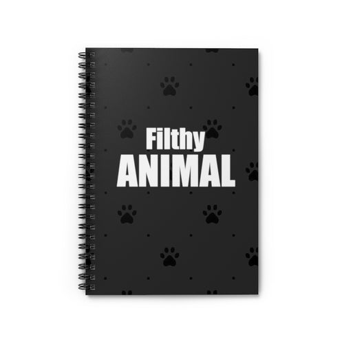 Filthy Animal Journal