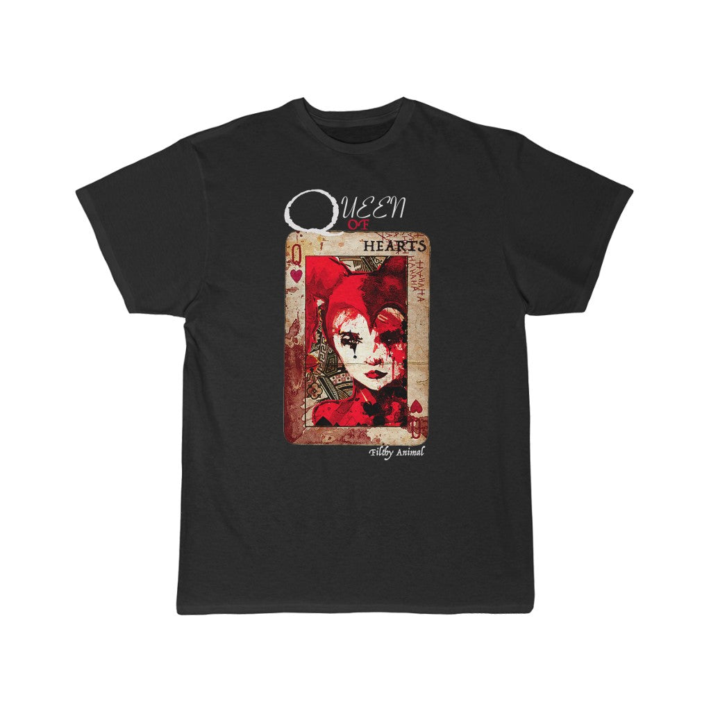 Queen of Hearts Harley Tee