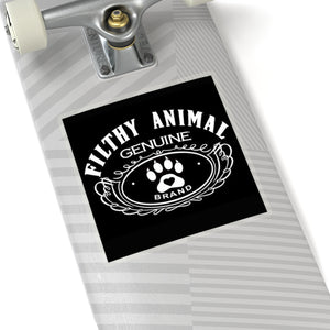 Filthy Animal Sticker