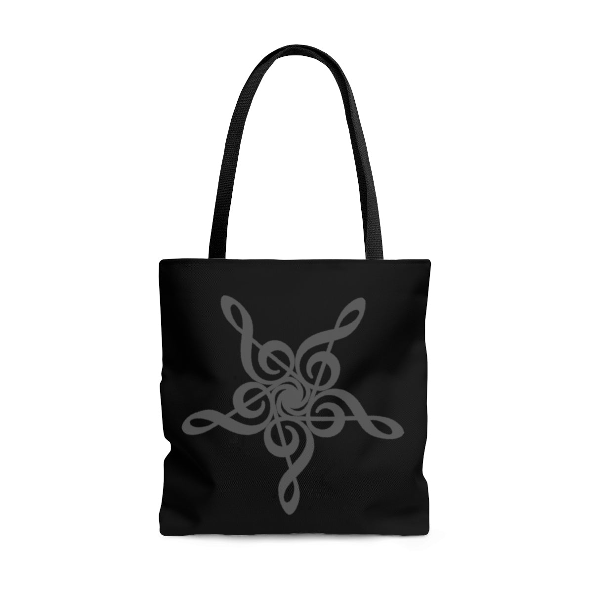 Tote Bag Filthy Treble Clef Star