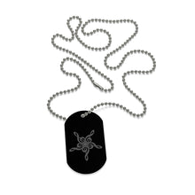Dog Tag Filthy Treble Clef Star