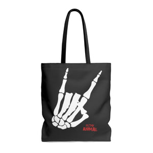 Bag Tote Metal Horns