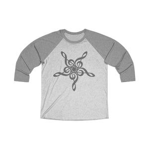 Tee Baseball Filthy Treble Clef Star