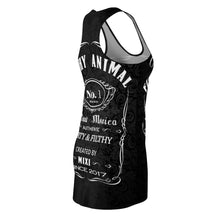 Women's Racerback Dress Filthy Whiskey