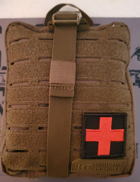 Highland Tactical Med Kit - Review