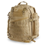 Large 3 Day Backpack | Coyote Desert  Backpack | Coyote Desert Go Bag | MOLLE Webbing