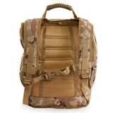 Agent Camo Padded Back Panel