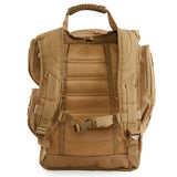 Agent Coyote Desert Backpack Padded Shoulder Straps
