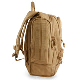 Agent Tactical Bag | Coyote Desert MOLLE Webbing