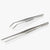 oui chef tweezers stainless steel high precision kit 5