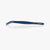 oui chef cooking kitchen tweezers blue 20cm angled tip