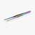 oui chef cooking kitchen tweezers black 20cm straight