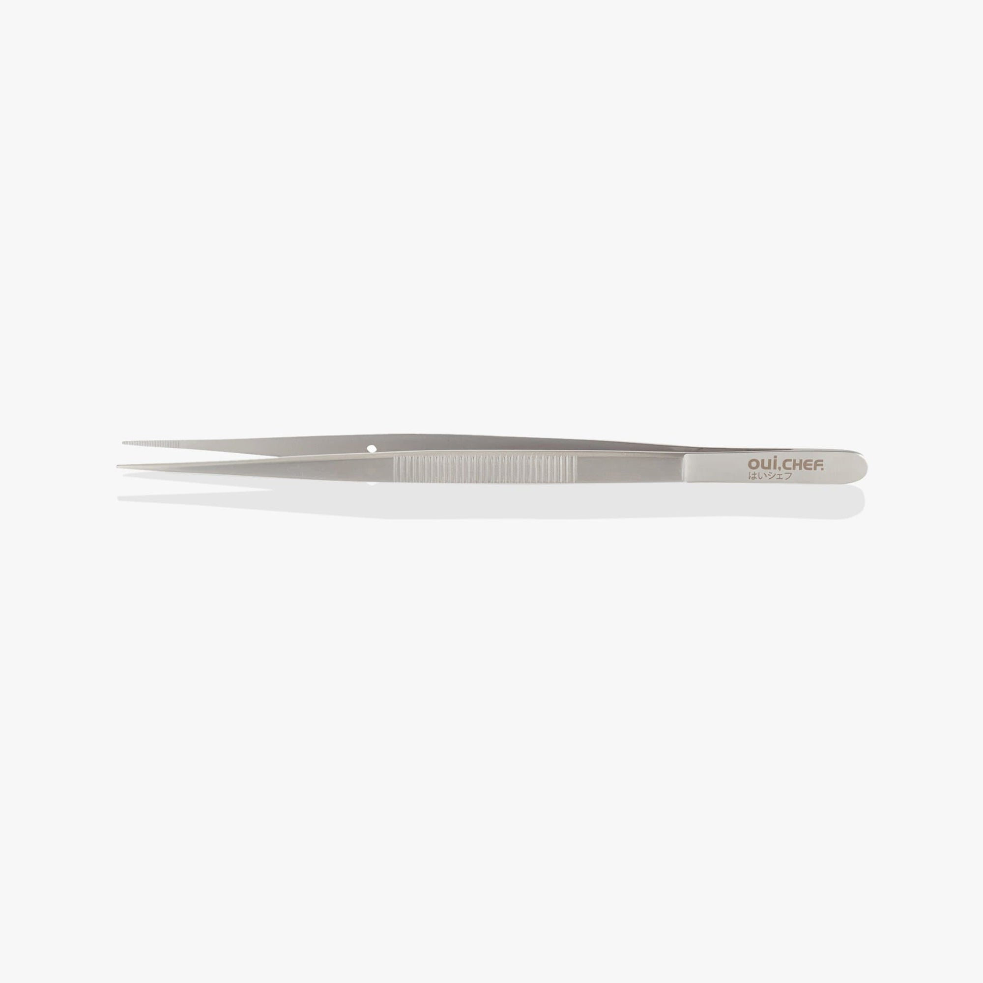 OUI CHEF Tweezers Superfine 15.5cm stainless Steel