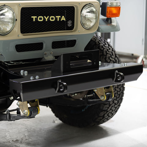 FJCO Expedition Bumper