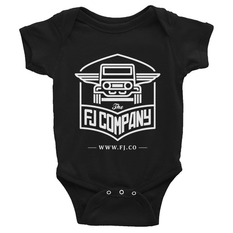 Logo Infant Onesie
