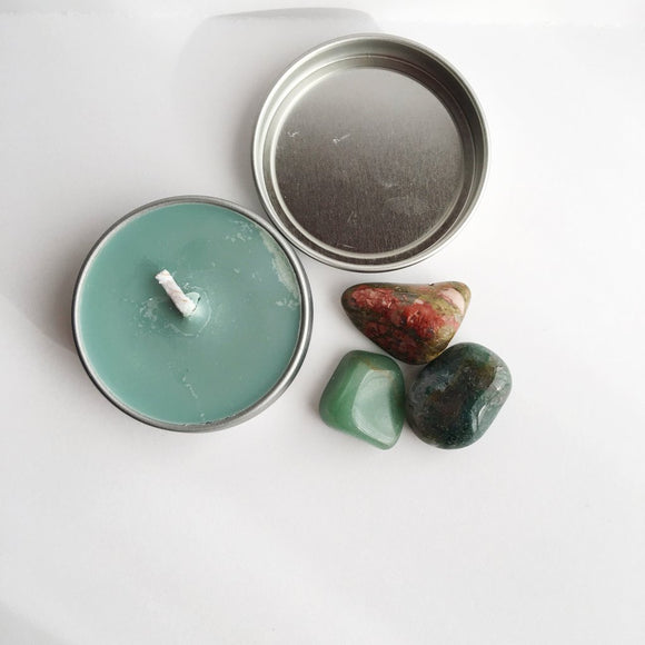 Abundance - Soy Intention Candle