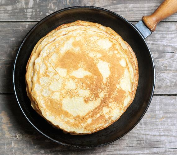 Protein Coconut Pancakes