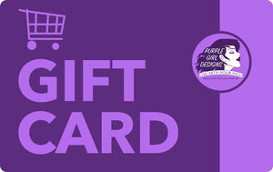 Purple Girl Designs Gift Card