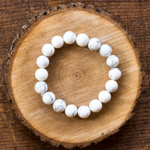 Load image into Gallery viewer, Howlite | Gemstone Bracelets