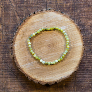 Yellow Turquoise | Gemstone Bracelets