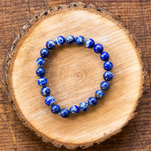 Load image into Gallery viewer, Lapis Lazuli | Gemstone Bracelets