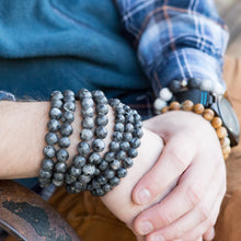 Load image into Gallery viewer, Labradorite | Men's Bracelets